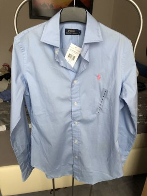 Ralph Lauren-Hemd, hellblau