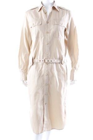 Ralph Lauren Hemdkleid beige