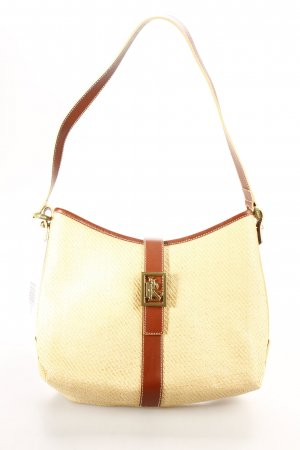 Ralph Lauren Carry Bag cream-cognac-coloured athletic style