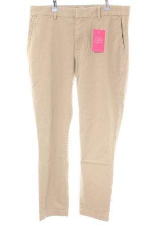 Ralph Lauren High Waist Trousers cream business style