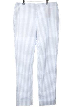 Ralph Lauren Pantalón de cintura alta estampado a cuadros estilo dandy