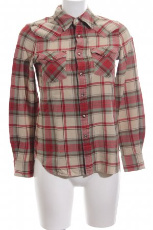 Ralph Lauren Lumberjack Shirt check pattern casual look