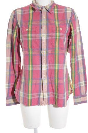 Ralph Lauren Holzfällerhemd mehrfarbig Holz-Optik