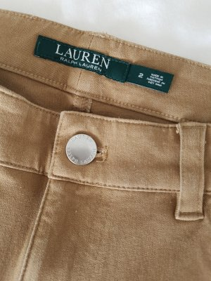 Lauren by Ralph Lauren Pantalon 7/8 beige-chameau