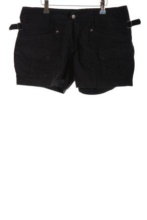 Ralph Lauren Hot Pants schwarz Casual-Look