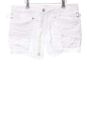 Ralph Lauren Hot Pants weiß Casual-Look