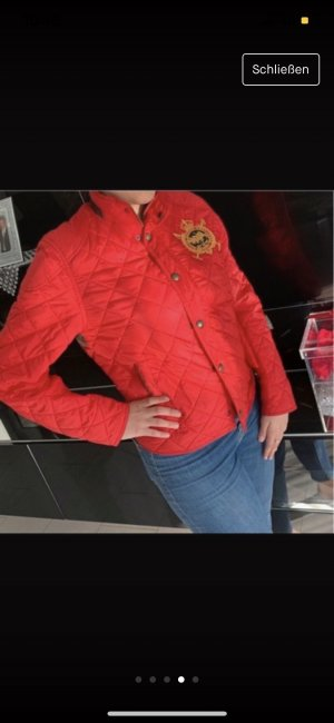 Ralph Lauren Sport Outdoor Jacket dark red-red