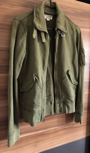 Polo Jeans Co. Ralph Lauren Shirt Jacket khaki-olive green