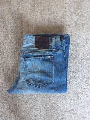 Ralph Lauren Boot Cut spijkerbroek azuur