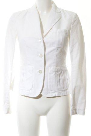 Ralph Lauren Denim Blazer white business style