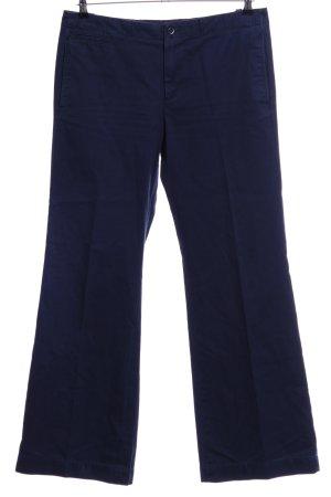 Ralph Lauren Jeansschlaghose blau Casual-Look