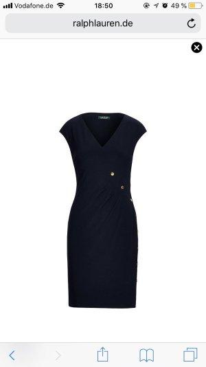 Ralph Lauren Jersey-Kleid mit Nietenderails
