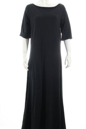 Ralph Lauren Jerseykleid schwarz Casual-Look