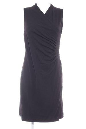 Ralph Lauren Jerseykleid schwarz Elegant