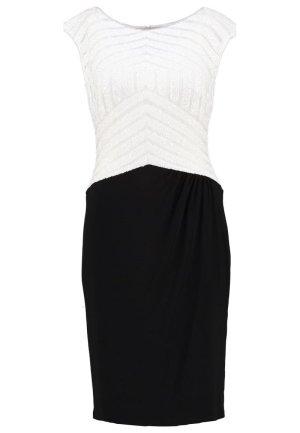 Ralph Lauren Jerseykleid schwarz weiß Neu Gr 36 -38