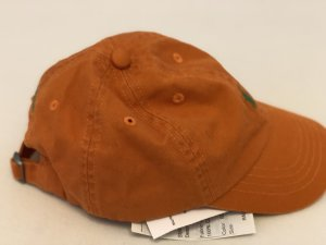 Ralph Lauren Casquette orange