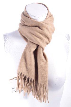 Ralph Lauren Kaschmirschal camel klassischer Stil