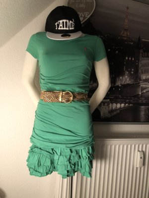 Polo Ralph Lauren Mini Dress green