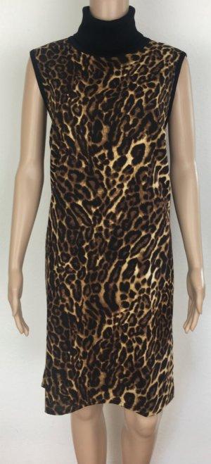 Ralph Lauren, Kleid, Animal Print/Schwarz, L, neu, € 259,-