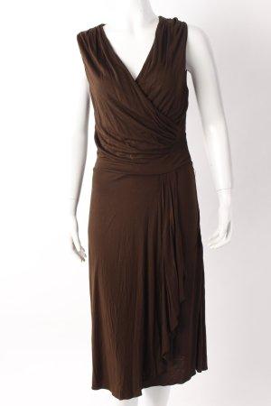 Ralph Lauren Kleid braun