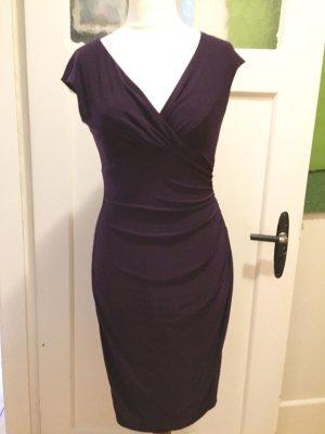 Ralph Lauren Kleid - dunkel violett- Gr. 40