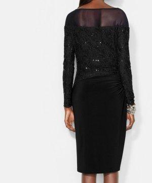 Ralph Lauren Kleid Gr S neu mit Etikett Abendkleid schwarz