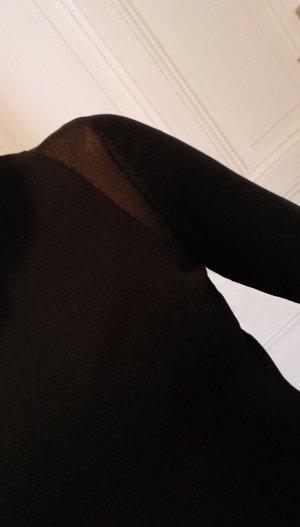 Ralph Lauren Kleid Schwarz Rollkragen M 38 40