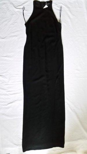 Ralph Lauren, Kleid, schwarz, Viskose/Acetat, Futter Seide, 40, neu, € 1.850,-