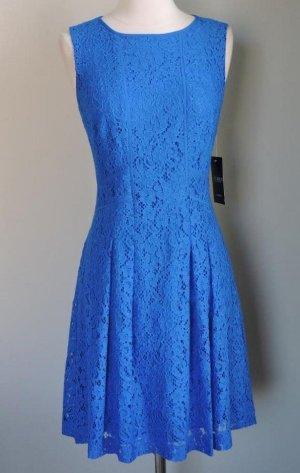 Ralph Lauren Kleid Spitzenkleid mit ausgestelltem Rock 36 38 S M