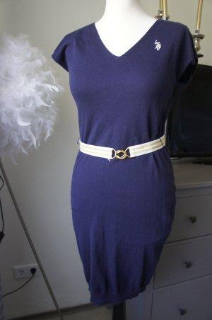 RALPH LAUREN Kleid XS U.S. POLO ASSN. Strickkleid TOP