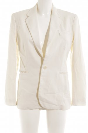Ralph Lauren Kurz-Blazer creme Business-Look