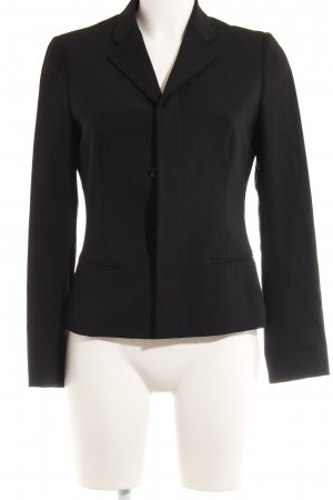 Ralph Lauren Kurz-Blazer schwarz Business-Look
