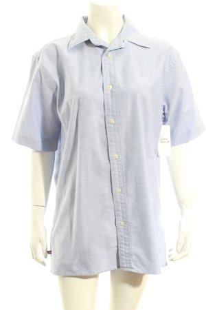 Ralph Lauren Kurzarm-Bluse himmelblau Casual-Look