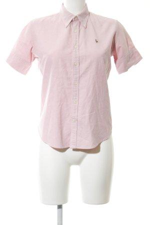 Ralph Lauren Kurzarmhemd pink Casual-Look