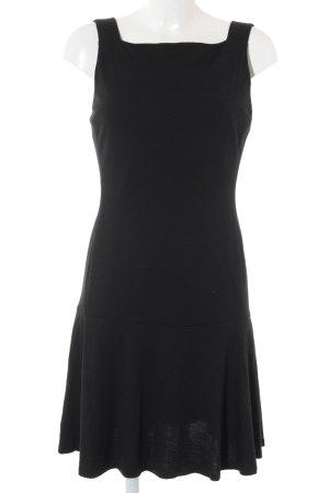 Ralph Lauren Kurzarmkleid schwarz Elegant