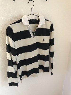 Ralph Lauren Langärmeliges Sweatshirt in angesagten Blockstreifen