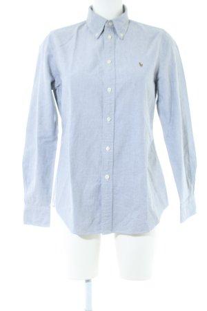 Ralph Lauren Langarmhemd blau Casual-Look