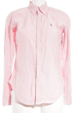 Ralph Lauren Chemise à manches longues abricot style décontracté