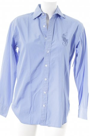 Ralph Lauren Langarmhemd blau Business-Look