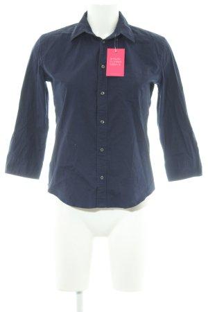 Ralph Lauren Langarmhemd dunkelblau Casual-Look