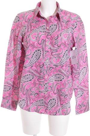 Ralph Lauren Langarmhemd florales Muster Casual-Look