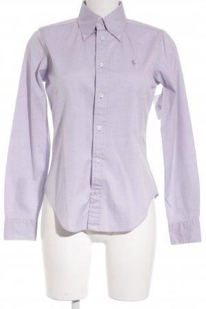Ralph Lauren Long Sleeve Shirt purple business style