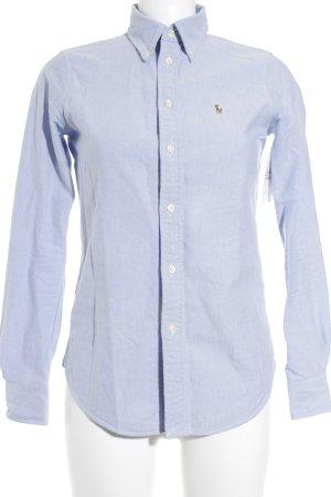Ralph Lauren Langarmhemd himmelblau Casual-Look