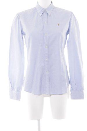 Ralph Lauren Langarmhemd himmelblau-weiß Business-Look