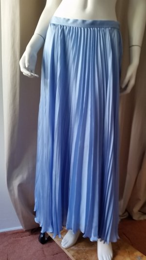 Ralph Lauren Jupe longue bleu azur