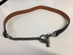 Ralph Lauren Cintura nero Pelle