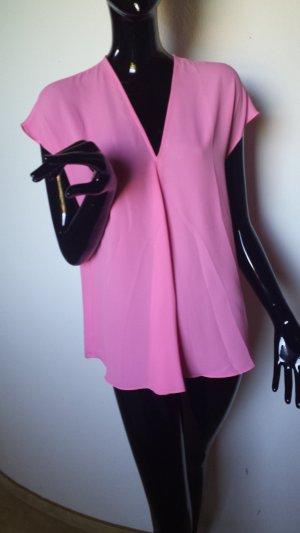 Lauren by Ralph Lauren Blouse à enfiler rose polyester