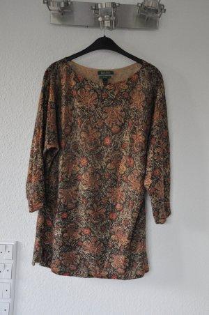 RALPH LAUREN Leinen Shirt Feinstrick, edel, Boho, Hippie, Blogger, Pullover