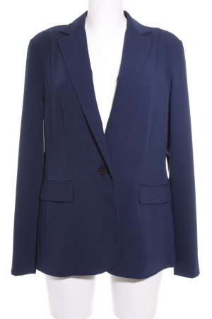 Ralph Lauren Long-Blazer dunkelblau Elegant