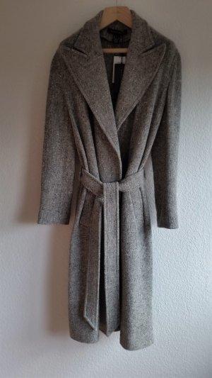 Ralph Lauren, Mantel, grau gemustert, 38/40 (US 8), Wolle/Cashmere, neu, € 3.000,-